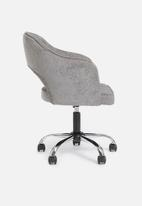 Sixth Floor - Sierra office chair - grey