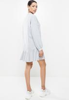 Glamorous - Stane dress - grey