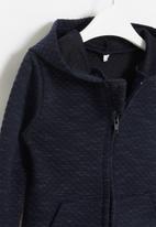 POP CANDY - Baby boys styled jacket - navy