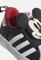 adidas Originals - Infants superstar 360 - core black/ftwr white/vivid red