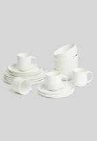 Sixth Floor - Crisp bowl set of 4 - white