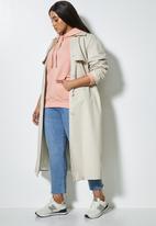 Superbalist - Regular hoodie - dusty pink