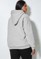 Superbalist - Regular hoodie - grey