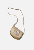 Cotton On - Ashley party bag - gold