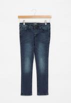 urban° - Boys urban denim jeans - blue