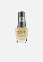 Morgan Taylor - Shake Up The Magic! Nail Lacquer Ltd Edition - California Gold