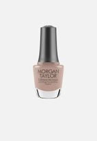 Morgan Taylor - Shake Up The Magic! Nail Lacquer Ltd Edition - Bare & Toasty