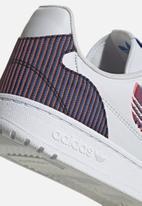 adidas Originals - NY 90 - dash grey/solar red/ftwr white
