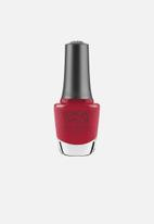 Morgan Taylor - Shake Up The Magic! Nail Lacquer Ltd Edition - Stilettos In The Snow