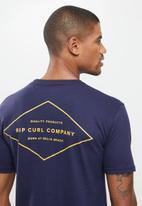 Rip Curl - Staple tee - navy