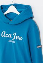 Aca Joe - Big-boys fashion sweater - blue