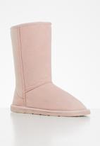 dailyfriday - Cas boot - pink