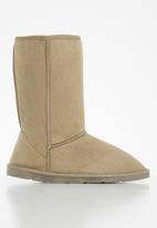 dailyfriday - Cas boot - taupe