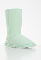 dailyfriday - Cas boot - mint