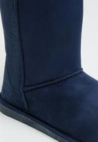 dailyfriday - Cas boot - navy