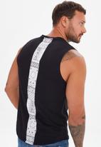 Trendyol - Sleeveless sweater - black