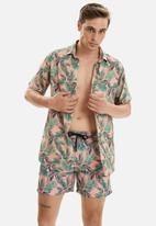Trendyol - Printed swimshorts - multi