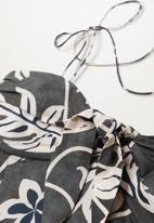 MANGO - Dress dalia - black