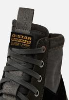 G-Star RAW - Powell ii cow suede/textile - rover