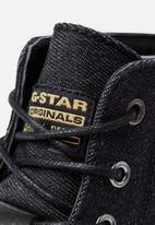 G-Star RAW - Vacum boot - black