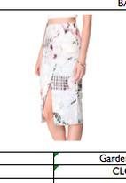Bardot - Garden Party Skirt