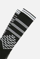 Stance Socks - Pyrobuild socks - black