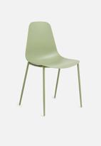 Sixth Floor - Perry dining chair - olive