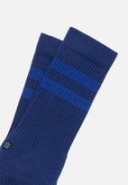 Stance Socks - Joven socks - blue