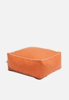 Sixth Floor - Terra floor cushion - rust