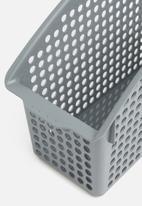 Litem - Small myroom sense up basket - charcoal