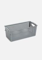 Litem - Myroom sense up condiment basket - charcoal