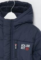 Aca Joe - Big-boys puffer jacket - navy