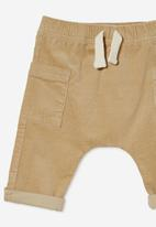 Cotton On - Ted pant - semolina