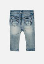 Cotton On - Sal skinny leg jean - light blue wash