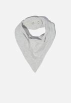 Cotton On - The bandana bib - cloud marle