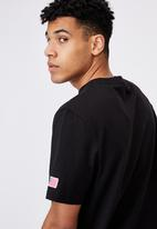 Factorie - Regular pop culture t shirt - lcn nas black