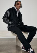 Factorie - Varsity jacket - boston black