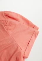 MANGO - Dress thalia - pink
