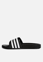 adidas Originals - Adilette j - black/white