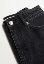 MANGO - Shorts mom - grey