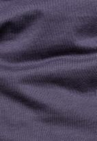 G-Star RAW - Graw slim r t short sleeve - sartho blue