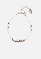 Orelia - Bead Sparkle Bracelet