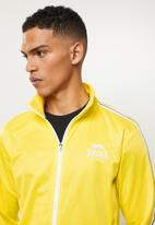 Lonsdale - Angels entry tracksuit - yellow & white