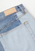 MANGO - Shorts cindy - blue
