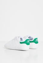 adidas Originals - Stan Smith crib shoes - white