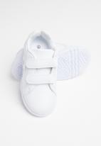 lotto - Strap trainers - white