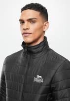 Lonsdale - Puffer jacket - black