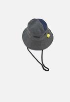 Sealand - Adventure hat - grey