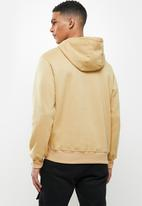 Lonsdale - Cargo hoodie tracktop - chino