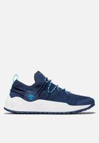 Timberland - Solar wave low knit - blue